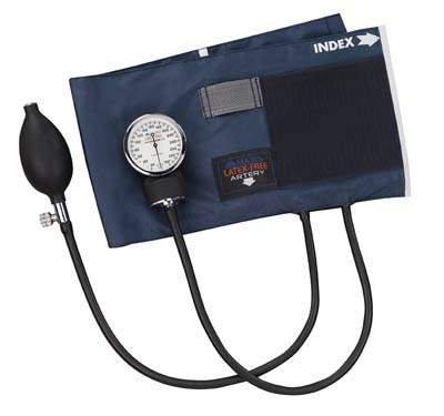 Aneroid Sphygmomanometer Precision Adult Nylon 09-141-011 Each/1