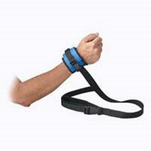 Ankle Restraint Twice-as-Toughª Cuffs One Size Fits Most Hook and Loop / Quick-Release Buckle 2-Strap 2791 Pair/1