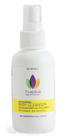 Antimicrobial Body Wash THERA Liquid 4 oz. Pump Bottle Scented 116-BCLA4OZ Case/24