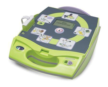 Automated External Defibrillator Automatic AED Plus Electrode 8000-004007-01 Each/1 - 40715900