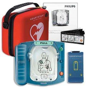 Automated External Defibrillator Kit Automated Operation HeartStart OnSite M5066A_C01 Each/1
