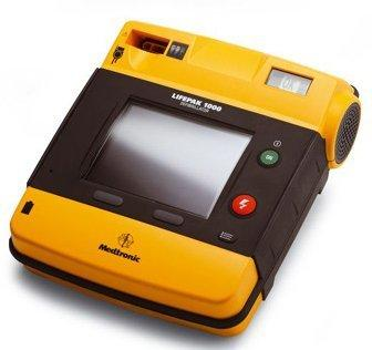 Automated External Defibrillator Lifepak 1000 99425-000023 Each/1