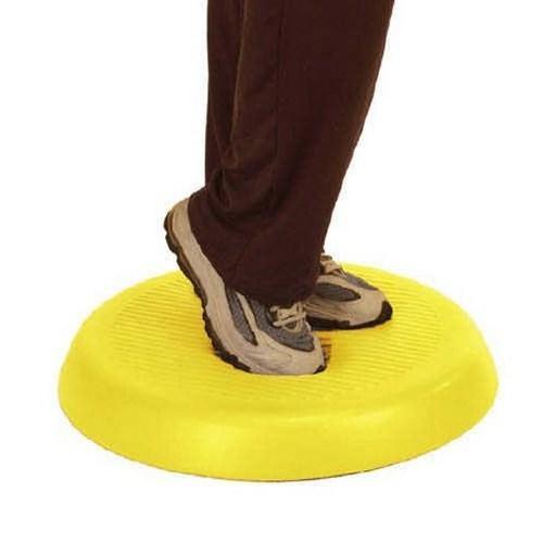 Balance Pad CanDo¨ Yellow Foam 20 Inch Diameter 30-2120Y Each/1