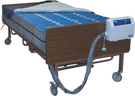 Bariatric Bed Mattress Alternating Pressure 10 X 42 X 80 Inch 14030 Each/1 - 98390500