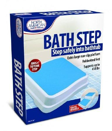 Bath Step North American Health & Wellness Extra Large Non-Slip JR5539 Each/1