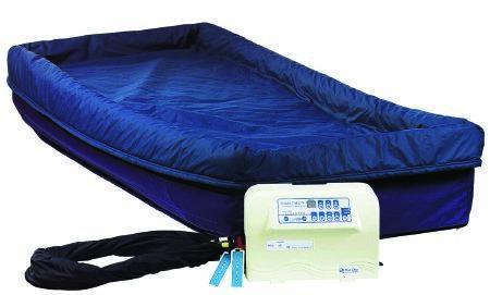 Bed Mattress Power-Turn Elite Low Air Loss 9 X 36 X 80 Inch 9800 Each/1