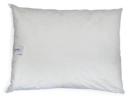 Bed Pillow McKesson 21 X 27 Inch White Reusable 41-2127-BS Each/1