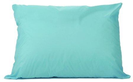 Bed Pillow PerVal 21 X 26 Inch Blue Reusable 93390100 DZ/12