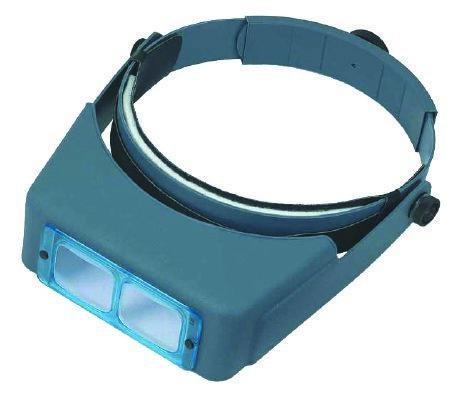 Binocular Headband Magnifier Optivisor 2-1/2 Power DA5 Each/1