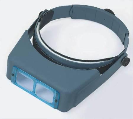 Binocular Headband Magnifier Optivisor 3-1/2 Power DA10 Each/1