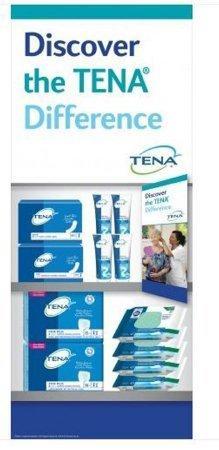 Bladder Protection Starter Kit Display Shelves Tena 65065 Case/1