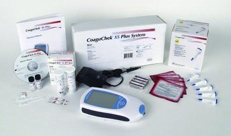 Blood Coagulation Meter Kit CoaguChek XS Plus 8 µL Sample 05021537001 Each/1