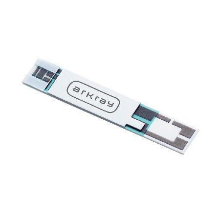 Blood Glucose Test Strips Assure Platinum 100 Test Strips per Box 500100 Case/600