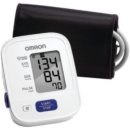 Blood Pressure Monitor 5 Series Desk Model 1-Tube Adult Upper Arm BP742N Each/1