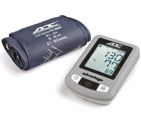 Blood Pressure Monitor Advantage Desk Model Medium, Large Upper Arm 6021N Each/1