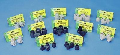 Cane Tip T50012BL Pack/4