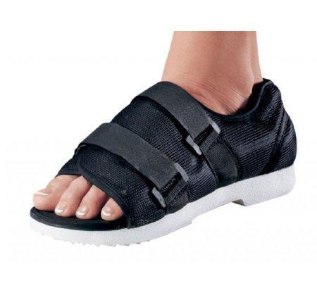 Cast Shoe ProCare Large Black Unisex 79-81137 Each/1