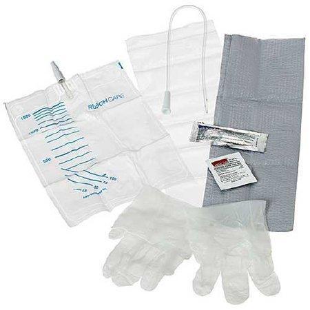 Catheter Kit Easy Cath Coude Tip 10 Fr. ECK103 Box/50 - 10381950