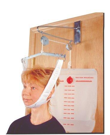 Cervical Traction Kit, Overdoor One Size Fits Most 13004 Box/1