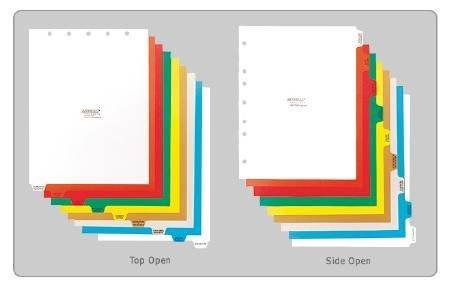 Chart Divider Set 220902 Each/1