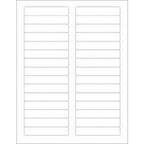 Chart Label Informative Label DATE OPENED/EXP. DATE/INITIAL White 3-7/16 Inch LS5366 Pack/100