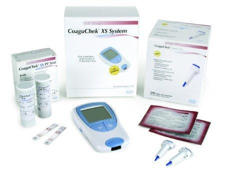 Coagulation Test Strip CoaguChek XS 04625315160 Box/48