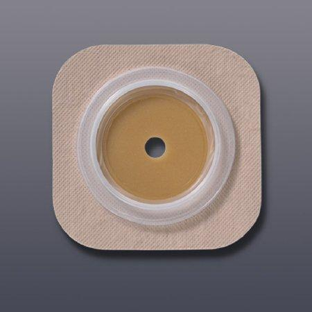 Colostomy Barrier FlexTend Cut-to-Fit, Extended Wear Tape 2-3/4 Inch Flange Letter K Hydrocolloid Up to 2-1/4 Inch Stoma 8724 Box/5