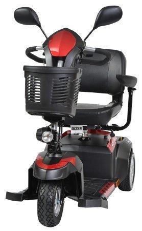 Compact Scooter VENTURA 3 3 Wheel Black / Red or Blue (Interchangeable) VENTURA318FS Each/1