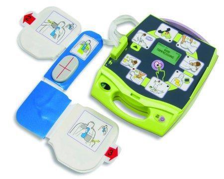 Defibrillating Electrode CPR-D padz Adult 8900-0800-01 Each/1