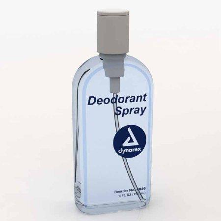 Deodorant Dynarex Spray 4 oz. 4846 Each/1