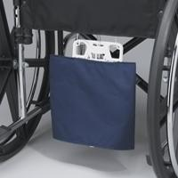 Drain Bag Holder Posey 10-1/2 X 13-1/2Inch, Vinyl, With Straps 8215V Each/1