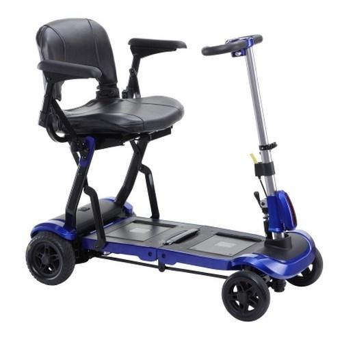 Electric Scooter ZooMe Flex 4 Wheel Blue FLEX Each/1