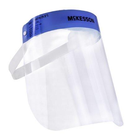 Face Shield McKesson Brand 9.5 Inch 16-1295 Each/1