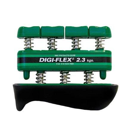 Finger Exerciser Cando Digi-Flex 5 Lbs, Medium, Green 100742 Each/1