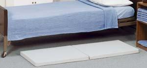 Floor Mat 36 X 72 X 2 Inch Polyurethane Foam, Vinyl BCFM3672-NAVY Each/1