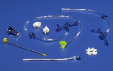 Gastrostomy Feeding Tube Kit Entristar 20 Fr. 3.0 cm Polyurethane Sterile 8884742043 Each/1
