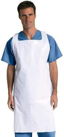 General Purpose Apron Pullover Style NON24274W Each/1