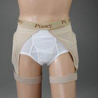 Hip Protection Brief Hipsters EZ-On X-Small White 6019XS Each/1 - 19063000
