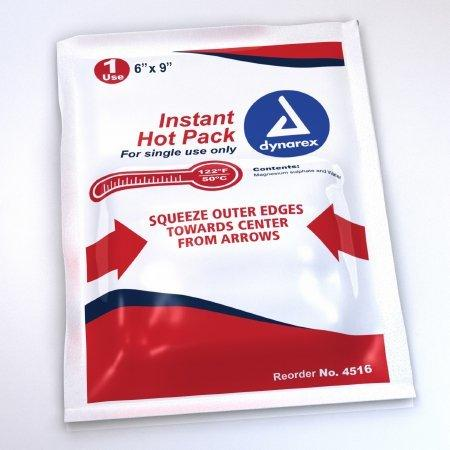 Hot Pack Instant Chemical Activation General Purpose 5 X 9 Inch 4516 Case/24