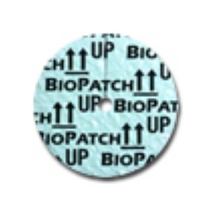 IV Dressing Biopatch 3/4 Inch Disk (1.9 cm) w/1.5 mm Round 4151 Case/40