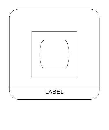 IV Dressing SorbaView 4 X 4 Inch Square Film SV46XT Each/1