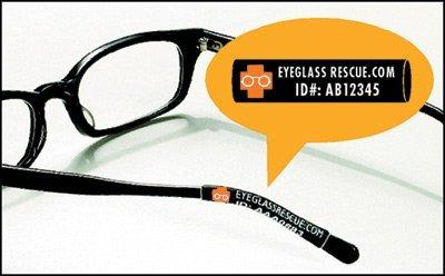 Identification and Protection Eyeglass Sleeves 1000 Pack/25