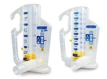 Incentive Spirometer Coach 2 2500 ml 22-2500 Case/12