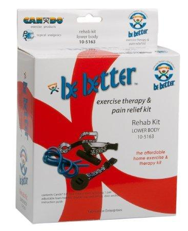 Lower Body Rehab Kit Point-Relief Be-Better 105163 Each/1