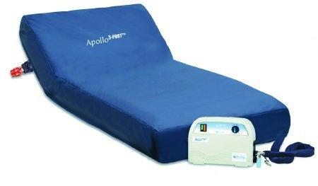 Mattress System Apollo 3-Port Alternating Pressure 35 X 80 X 8 Inch 4600SRS Each/1 - 46000500