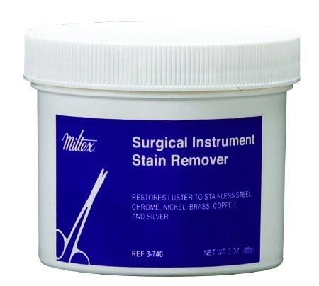 Miltex Instrument Stain Remover Powder 3 oz. Jar 3-740 Each/1