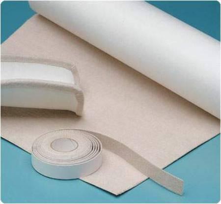 Moleskin Adhesive Rolyan 1 Inch X 5 Yard Cotton NonSterile 553204 Each/1 - 55322000