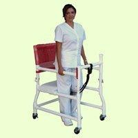 Non Folding Walker Adjustable Height 400 Series PVC 300 lbs. 28.75 to 33.25 Inch 418-OR-3TW Each/1