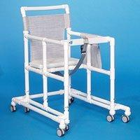 Non Folding Walker Extra Tall Ultimate PVC 400 lbs. 34.75 to 40.75 Inch ULT99 ET Each/1 - 99053809