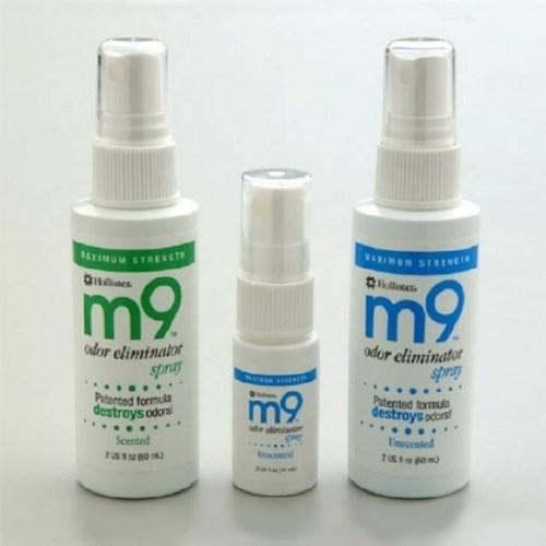 Odor Eliminator M9ª 2 oz, Pump Spray Bottle, Scented 7734 Box/12